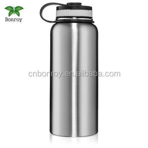Water Flask Sports Stainless Steel Double Wall Vacuum Insulated Bottle 500ml