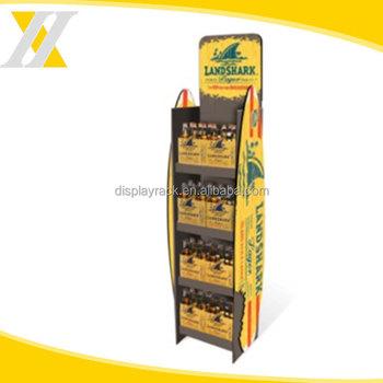 Hyx-a107 Pulverbeschichtetem Metall Getränke Auslage,Softdrink ...