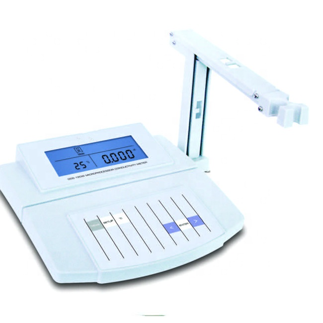 DDS-11AW Desktop/ Benchtop Conductivity/PH Meter/Ec Controller with LCD Segmented Display