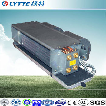 4 Pipe Concealed Ducted Chilled Wate Fan Coil Unit For Air