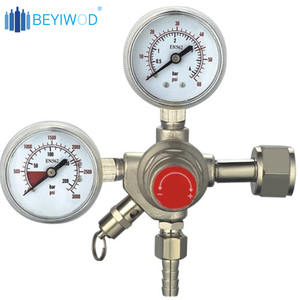 CO2 regulator beer, gas regulator pressure gauge price Gas pressure co2 regulator
