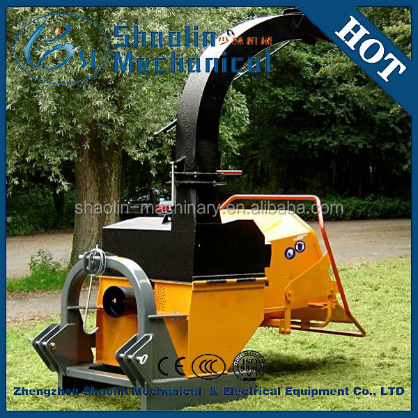 high capacity atv towable wood chipper