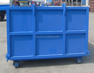 6000 liters Small Garbage Box, waste bins for sale