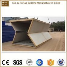 estate sandwich panel folding foldable house, shipping container homes for sale from india