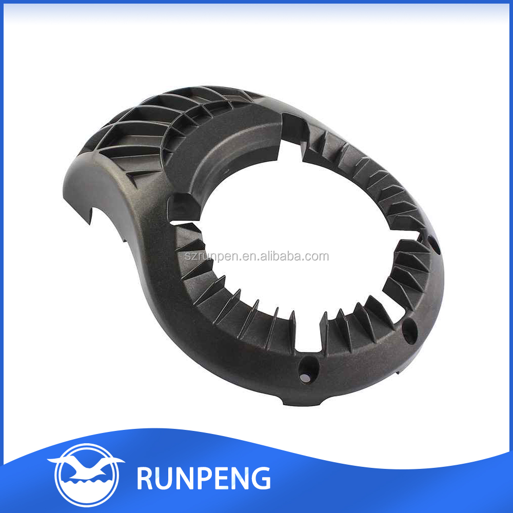 Plastic Injection Products Electronic Shell Ring Part