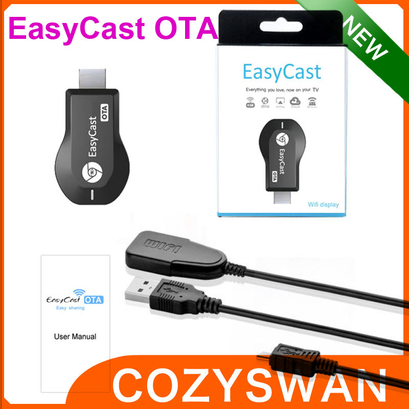 cheapest iPush OTA wifi <strong>tv</strong> <strong>dongle</strong> <strong>usb</strong> 3.1 Easycast linux miracast airplay <strong>dongle</strong>
