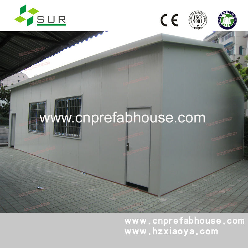 news design of prefabricated house CE certification