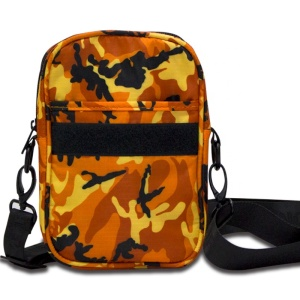 Your own brand clothing camouflage shoulder bag messenger men cross body bag