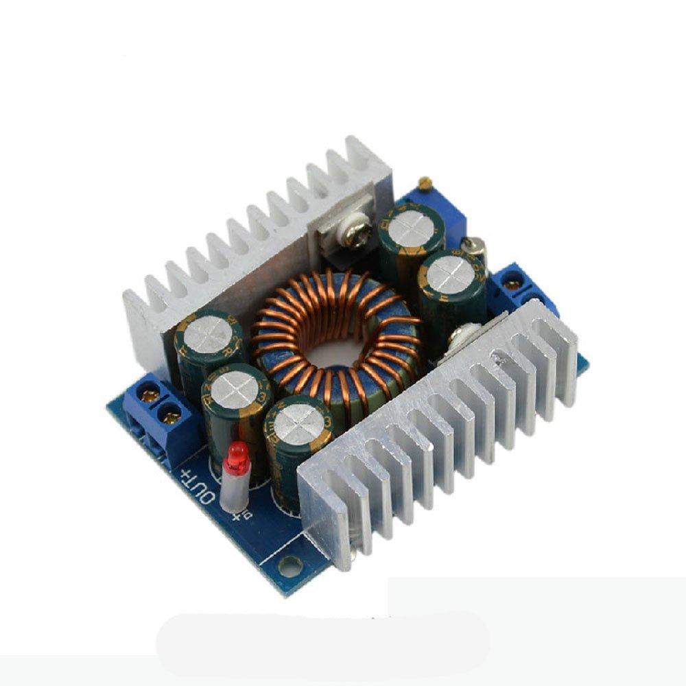 DC 16V~40V To 1~12V 6A Buck  Step Down Power Converter Adjustable VoltageModule