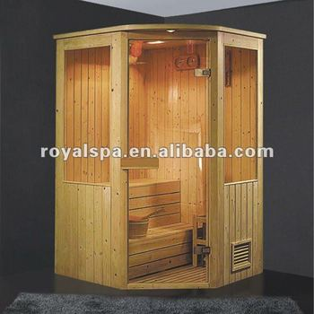 finland wood mini home sauna buy home sauna small home. Black Bedroom Furniture Sets. Home Design Ideas