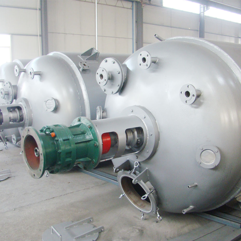 Automatic grade batch stirred mixing paddle autoclave reactor/reactor stainless/glue reactor