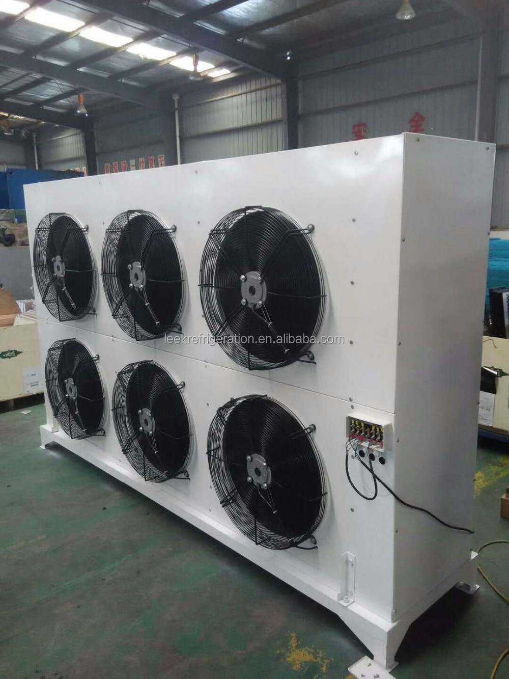 Dj400 Air Cooling Evaporator Fan Coil View Evaporator Fan