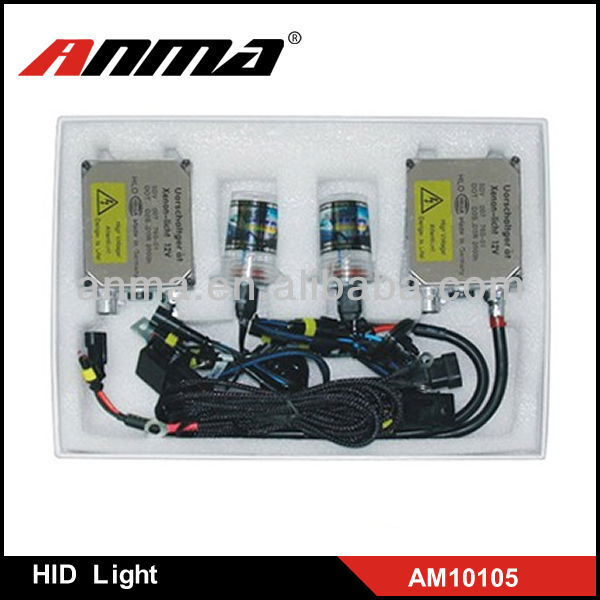Universal type hid lights off road suitable for all cars 2013