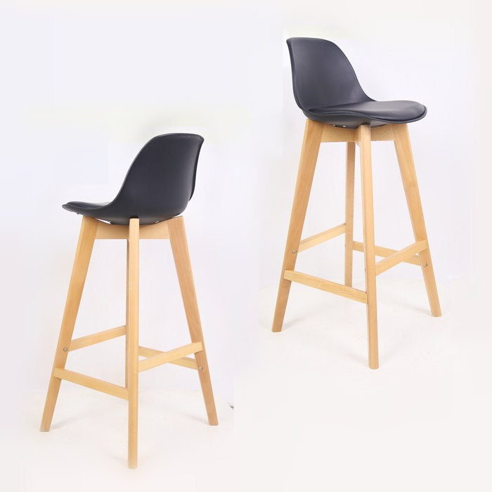 Designable Plastic Bar Stool Fashionable Stool Chair