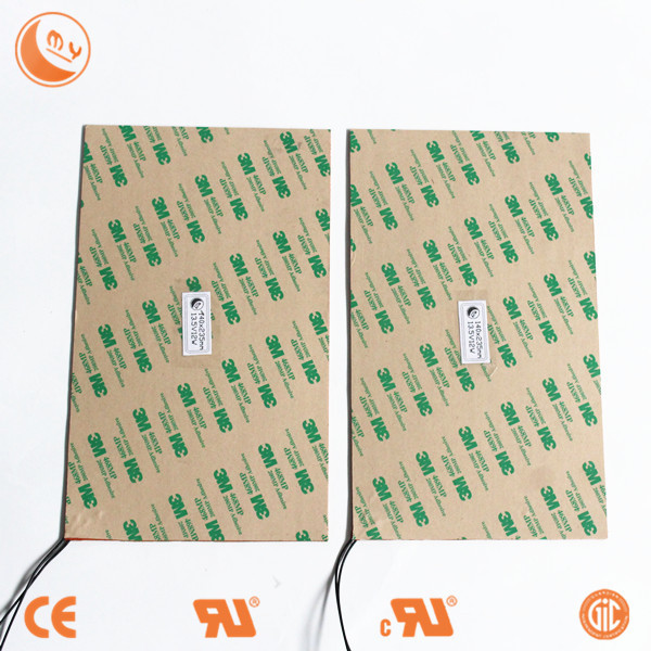 silicone heater massage mat appliance