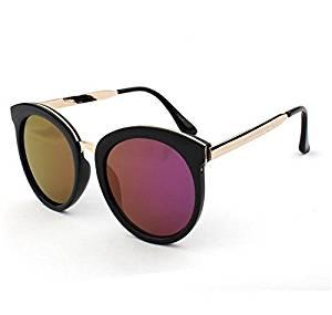 ZWC Sunglasses in Europe and new glasses sunglasses retro round box
