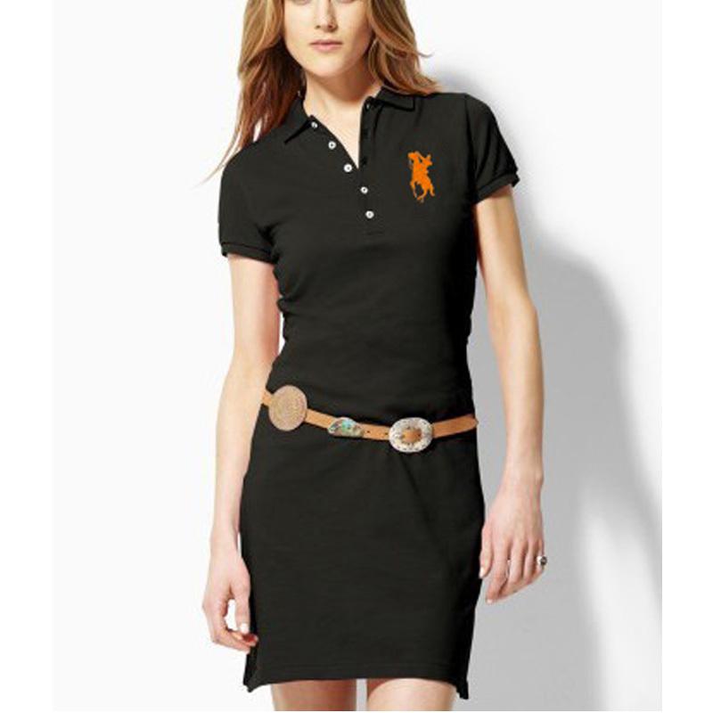 ad2a780c35b7 Get Quotations · Women Summer Style Dress 2015 New Fashion Sport ralp Polo Dress  Women Sport Dress Casual Vestidos