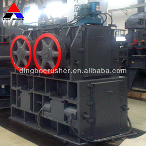 CE patent Sphalerite roller crusher ,Sphalerite crushing machine