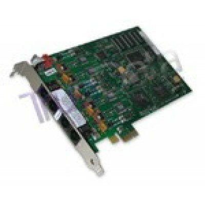 Dialogic Analog D4PCIUFEQ PCI-e RoHS Version Combined Media Board - Product Number 310-935