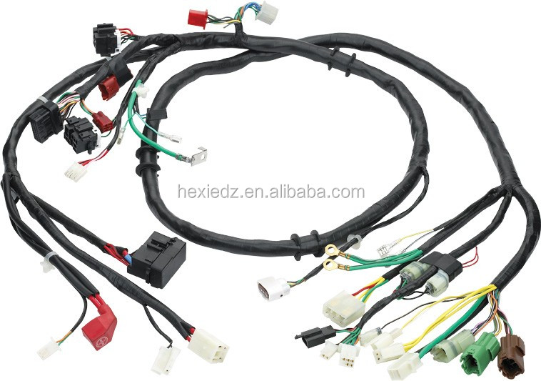 Oem Automotive Wiring Car Electrical Connector Wire Voltage Regulator Harness Makers: Automotive Wire Harness Manufacturers Usa At Jornalmilenio.com
