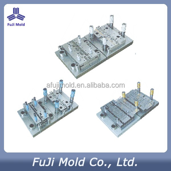 Custom copper wire terminal connector mold making from china