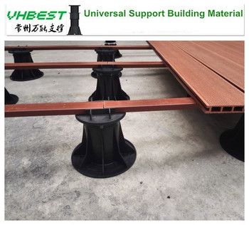 Timber Joist Deck And Wpc Decking Pedestal Supports Buy