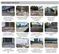 Ce Approval Intelligent Electric Gate System(system Recommended ...