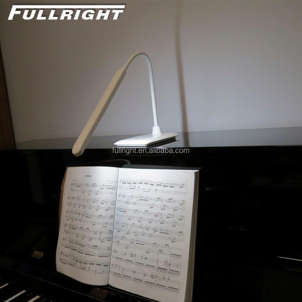Piano lampes lampe de bureau led dimmable light reading rechargeable sans fil led light reading - Lampe de bureau sans fil ...