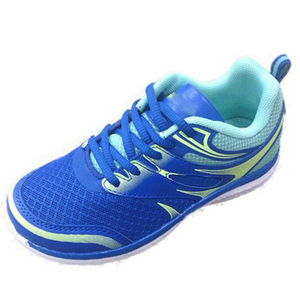 Autumn candy color kid sprinting spikes running track shoes