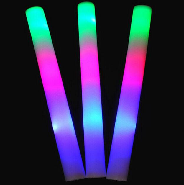 Popular Led Foam Glow Sticks Buy Cheap Led Foam Glow