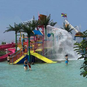 financial plan for amusement park