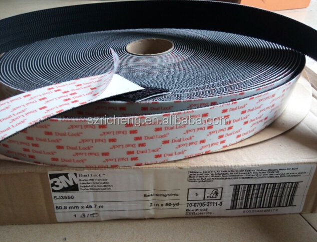 Dual Lock 3m Industrial Fastener Tape With Super Heavy