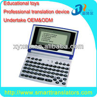 Italian to English electronic dictionary
