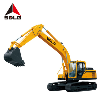 SDLG Digger E6225F New model excavator 22T digger LG6225E gold mining for sale