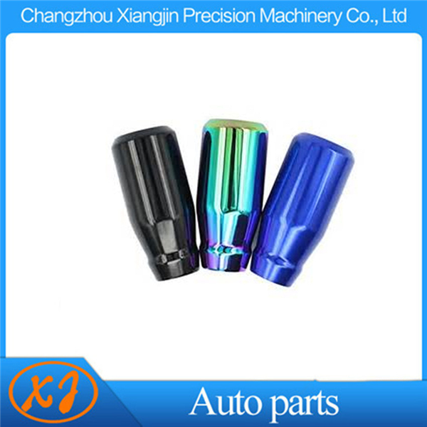 Cnc Billet Custom Aluminum Alloy Car Gear Shift Knob