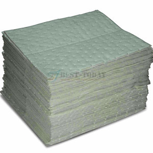 Factory Making High Quality Efficient oil &liquid water treatment equipment oil absorption mat/oil absorbent pad