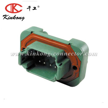 DT Series 8 hole blade auto housing connector DT15-08PC