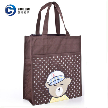 Factory price cheap promotional canvas printed tote bag