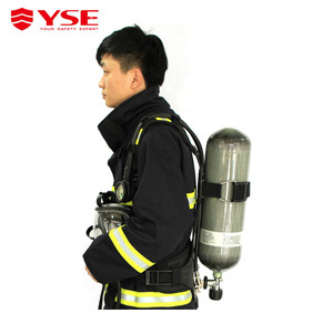 300BAR Firefighting air respirator/emergency breathing apparatus