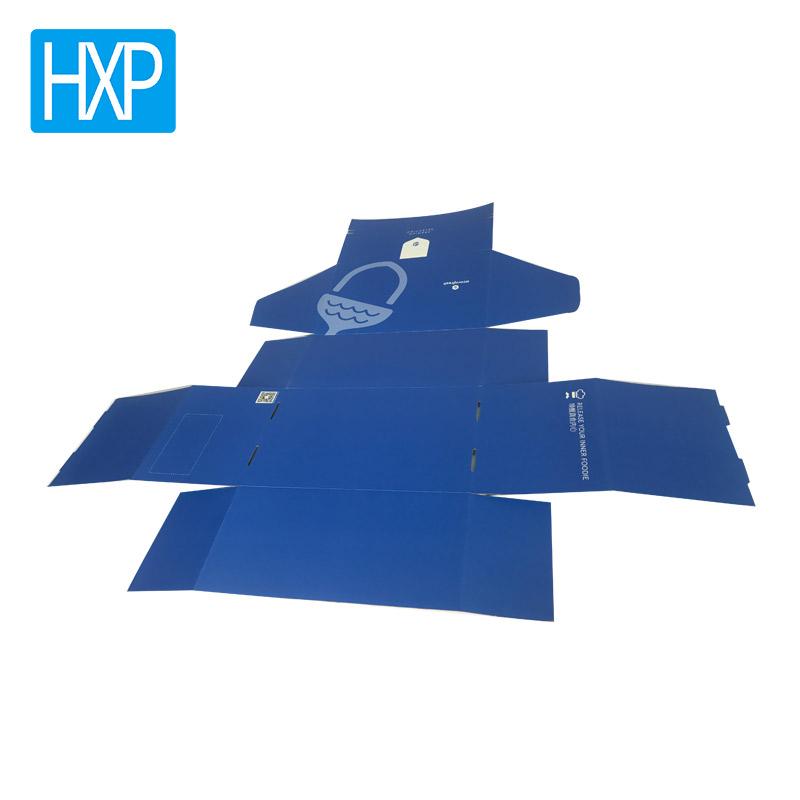 कस्टम फैंसी कपड़े पैकेजिंग शिपिंग बॉक्स