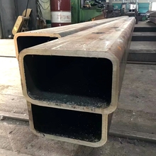 SX-GP 137111 700*700 Galvanized square rectangular steel tube hollow section