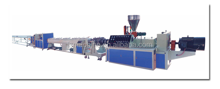 SJSZ series conical twin screw plastic extruder