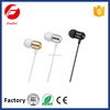 high quality mobile headphone in-ear headphones