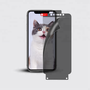 good protection privacy screen guard for Iphone X