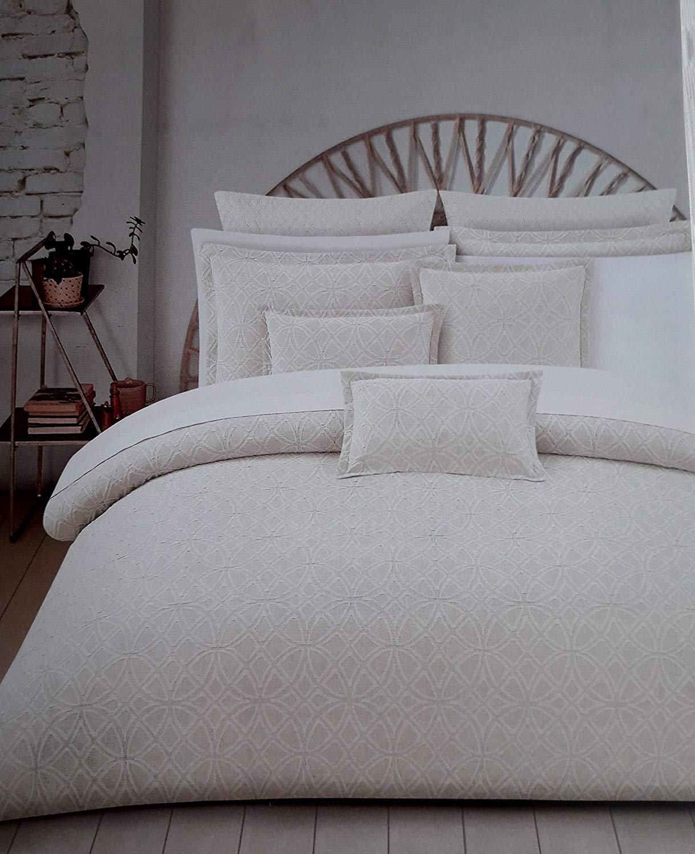 Buy Hotel Balfour Full Queen Duvet Set 100 Cotton Matelasse Off White In Cheap Price On Alibaba Com