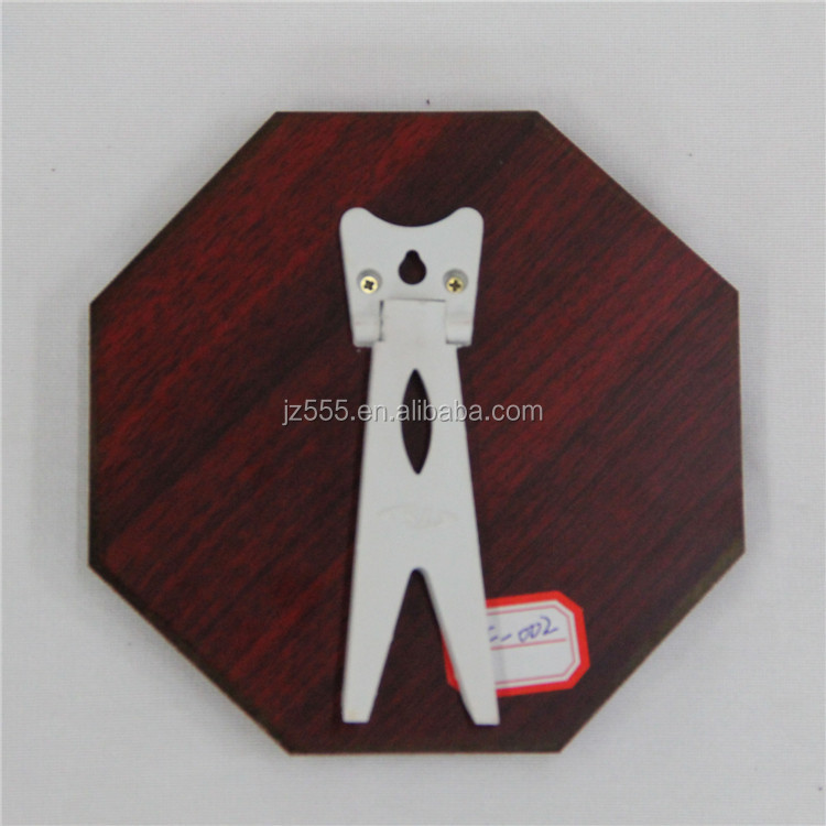 Wholesale wooden blank authorization plaques3