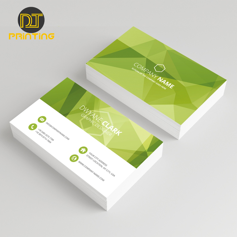 Color Creative Business Card Printing