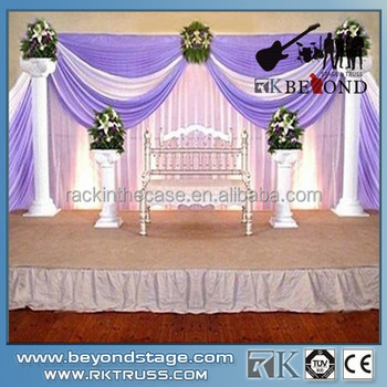 Factory price romantic decent stage decoration themes for wedding factory price romantic decent stage decoration themes for wedding stage junglespirit Gallery