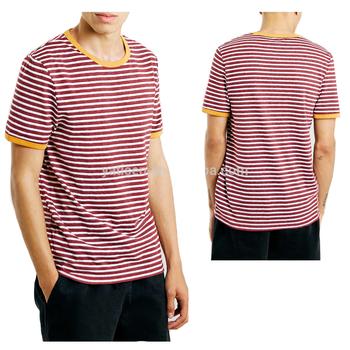 huge discount 8791c 87216 Weißen Streifen Ringer T- Shirt Bunten Sportbekleidung T-shirt Leer  Individuell Bedruckte Hochwertige T-shirt Großhandel - Buy Weißen Streifen  Ringer ...