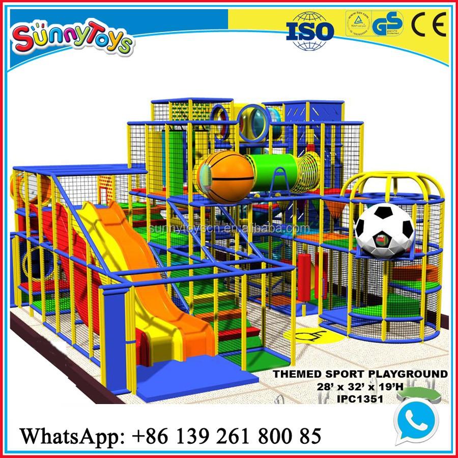 Connu Équipement Intérieur Pour Enfants/bébé Aire De Jeux Salle De Fête  SX23
